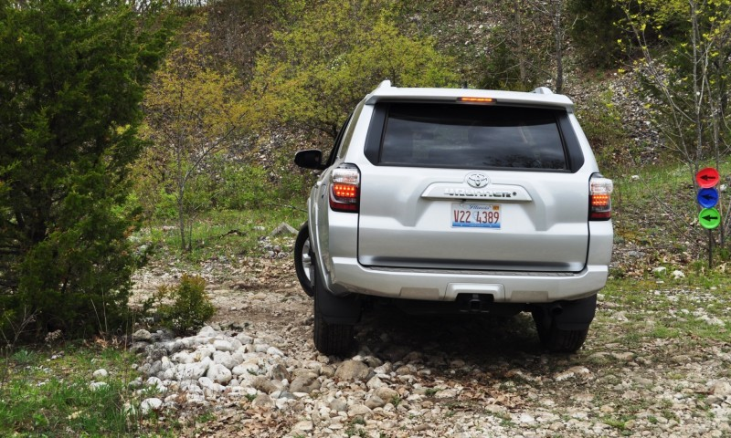 Off-Roading in the 2014 Toyota 4Runner SR5 - Guess Who Chickens Out First 27