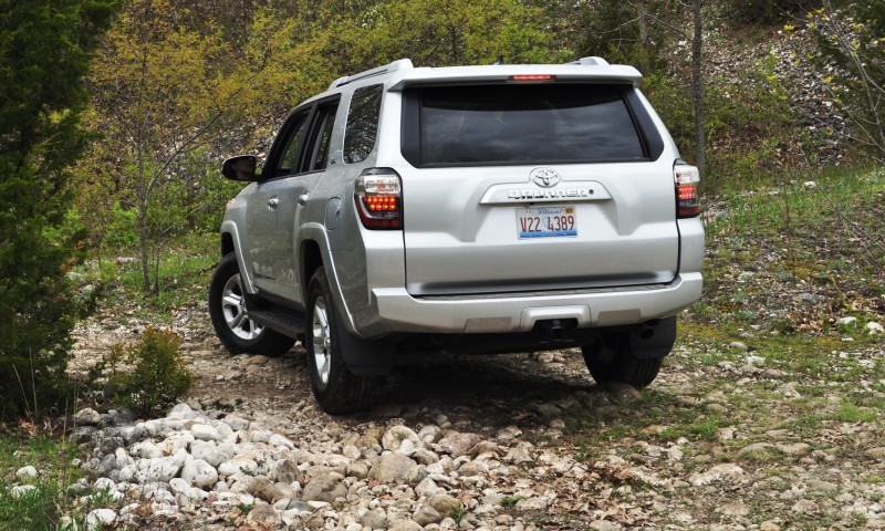 Off-Roading in the 2014 Toyota 4Runner SR5 - Guess Who Chickens Out First 28