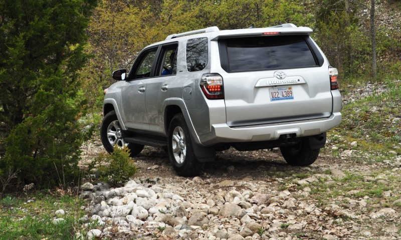 Off-Roading in the 2014 Toyota 4Runner SR5 - Guess Who Chickens Out First 30