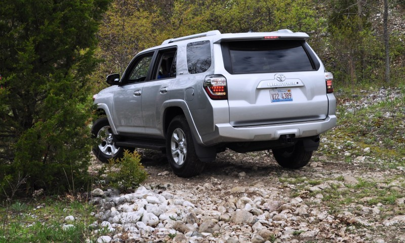 Off-Roading in the 2014 Toyota 4Runner SR5 - Guess Who Chickens Out First 31
