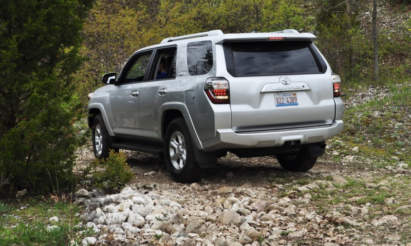 Off-Roading in the 2014 Toyota 4Runner SR5 - Guess Who Chickens Out First 32