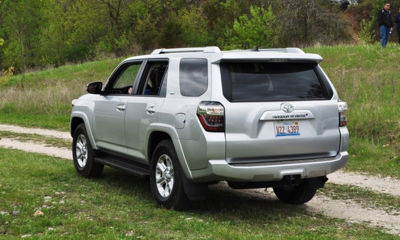 Off-Roading in the 2014 Toyota 4Runner SR5 - Guess Who Chickens Out First 4