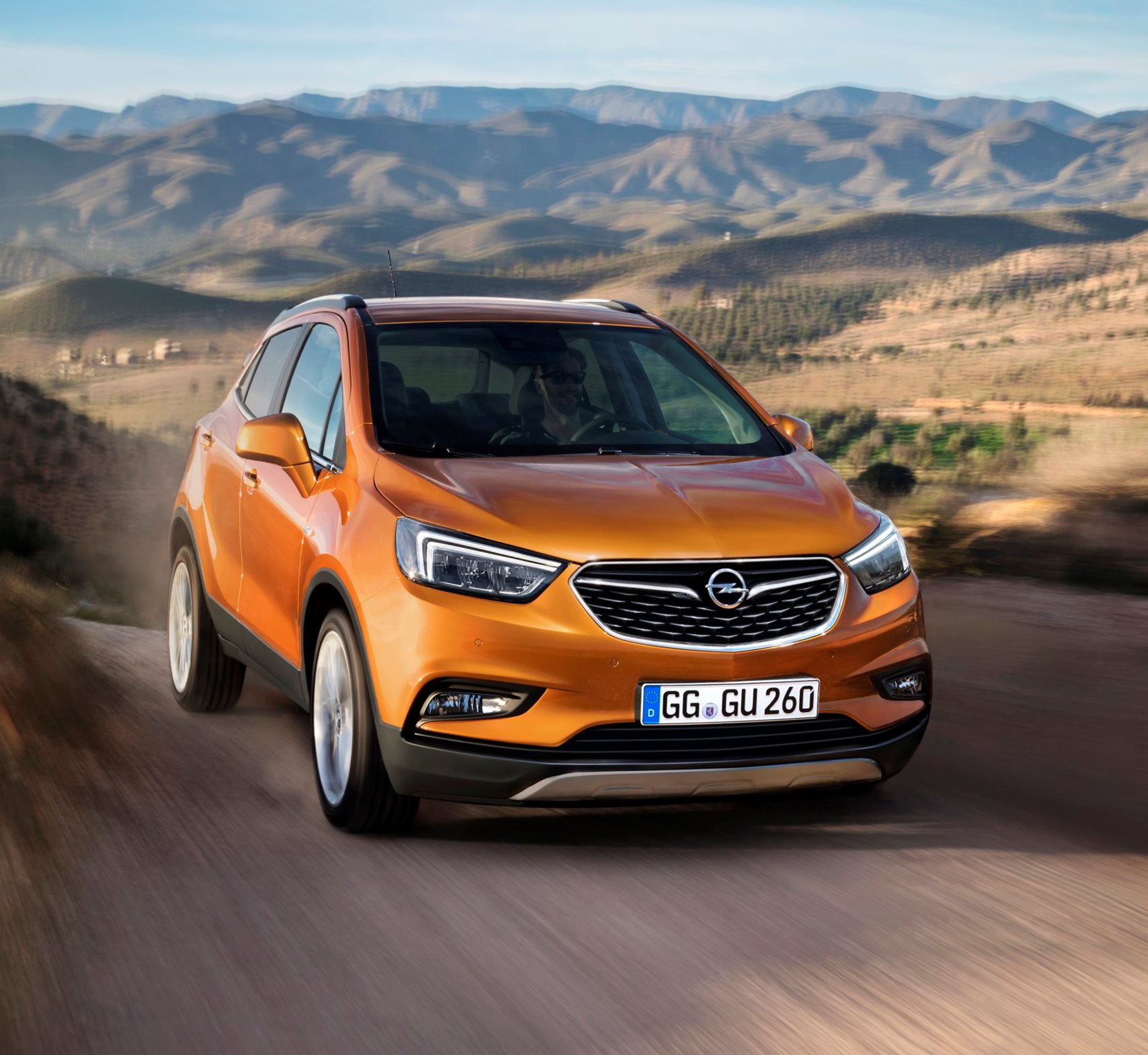 2016 opel mokka x previews upcoming buick encore refresh. Black Bedroom Furniture Sets. Home Design Ideas