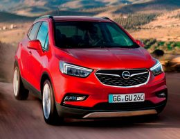 2016 OPEL Mokka X Previews Upcoming Buick Encore Refresh