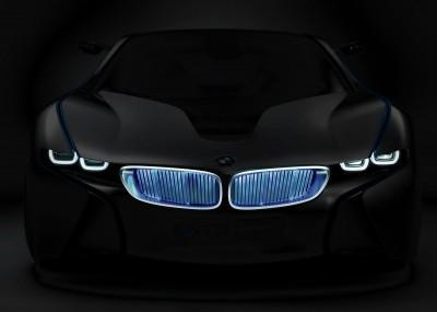 BMW Vision EfficientDynamics concept vehicle (06/2011)