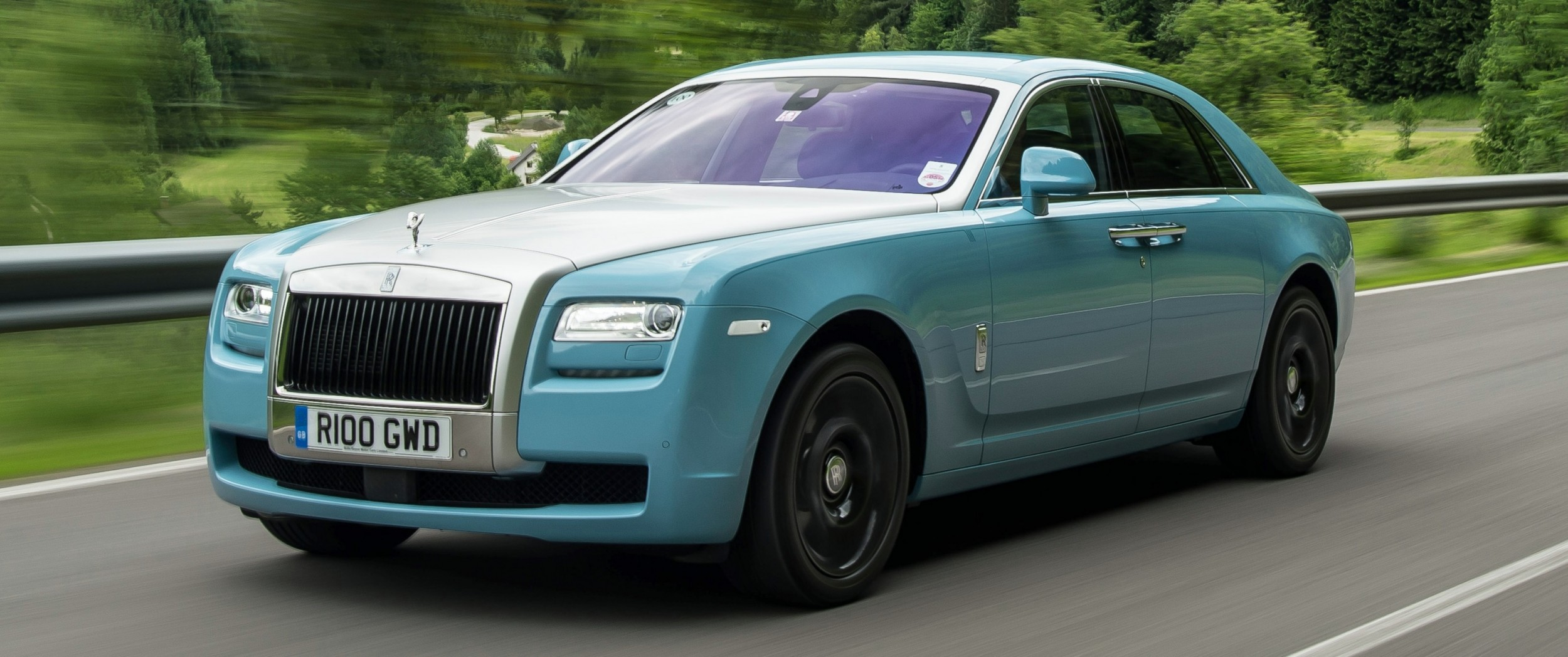 Jenson Button Wraith-ing to WIN! Official Rolls-Royce ...