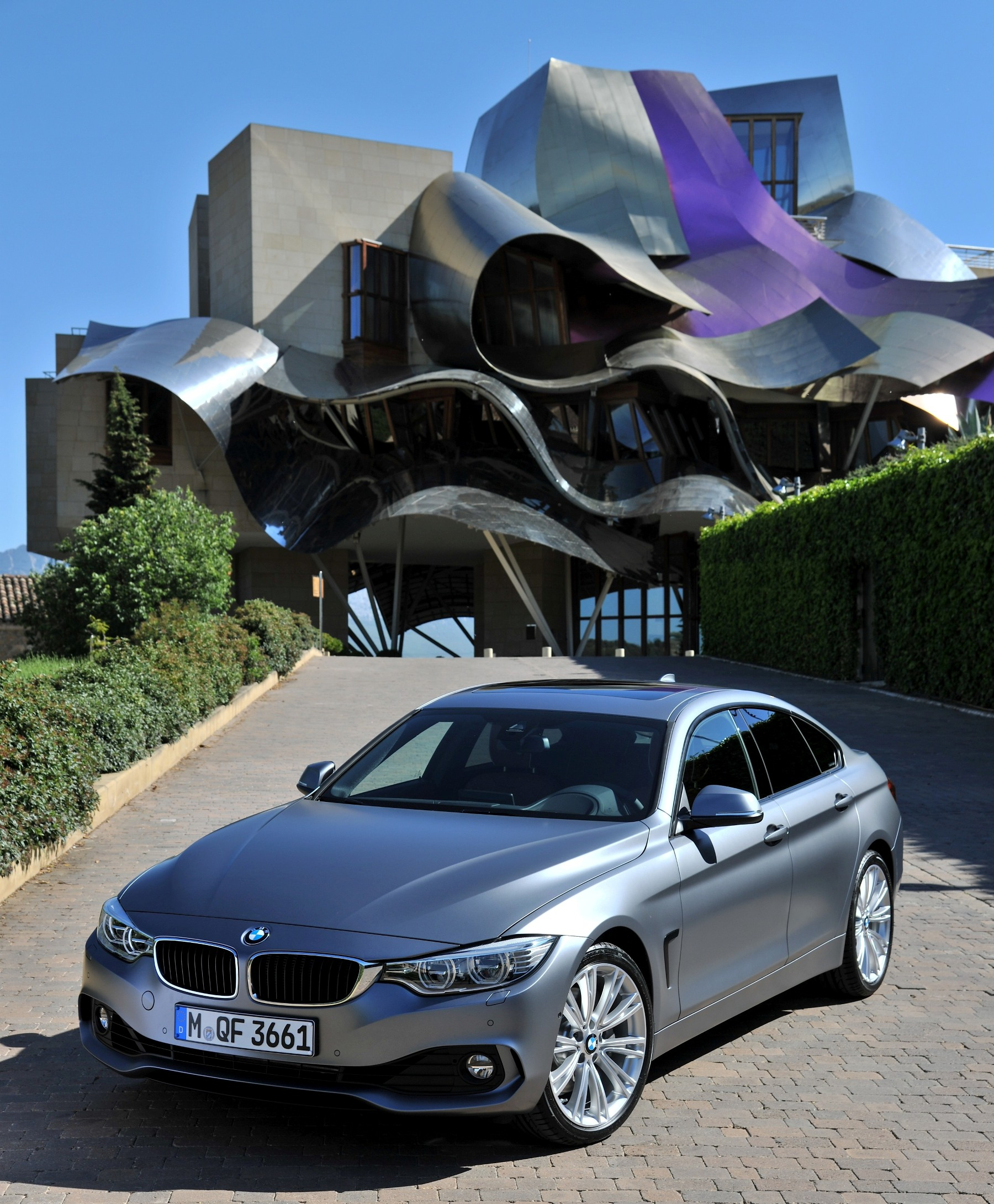 2015 BMW 428i And 435i Gran Coupes Are