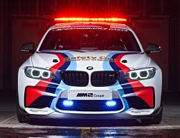 2016 BMW M2 MotoGP Pacecar Debuts with Carbon  M Performance Parts