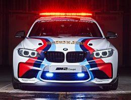 2016 BMW M2 MotoGP Pacecar Debuts with Carbon  M Performance Parts