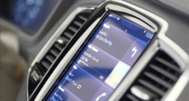 PRODUCTION 2015 VOLVO XC90 Interior First Look 16