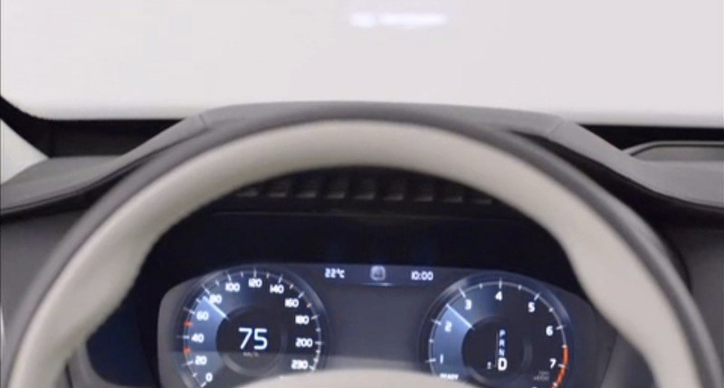 PRODUCTION 2015 VOLVO XC90 Interior First Look 25