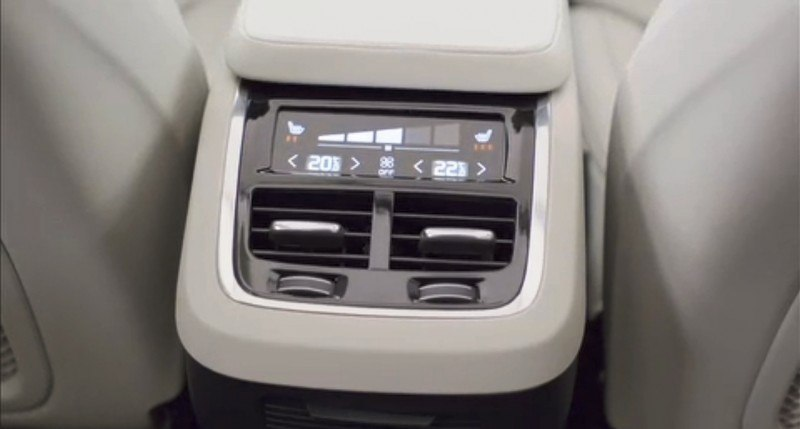 PRODUCTION 2015 VOLVO XC90 Interior First Look 28
