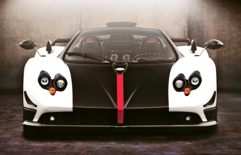 Pagani ZONDA Cinque Roadster 4