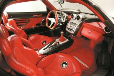 Pagani Zonda F Roadster 1