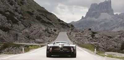 Pagani Zonda F Roadster 10