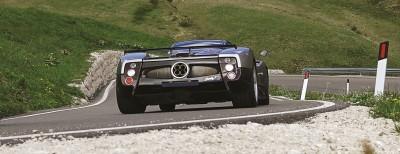 Pagani Zonda F Roadster 11