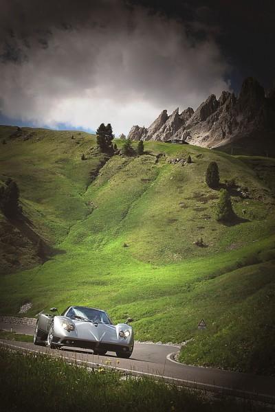 Pagani Zonda F Roadster 12