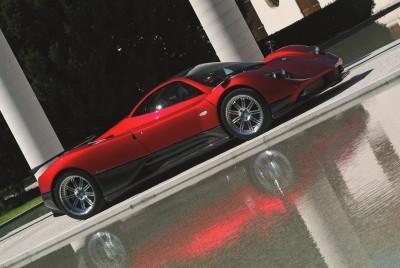 Pagani Zonda F Roadster 13