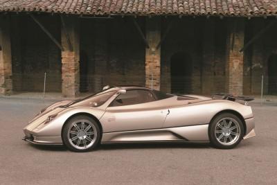 Pagani Zonda F Roadster 14