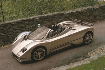 Pagani Zonda F Roadster 15