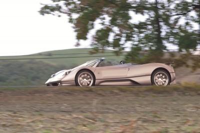 Pagani Zonda F Roadster 16