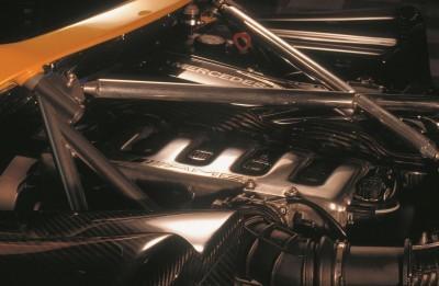 Pagani Zonda F Roadster 17