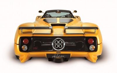 Pagani Zonda F Roadster 18