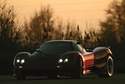 Pagani Zonda F Roadster 19