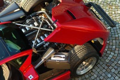 Pagani Zonda F Roadster 20