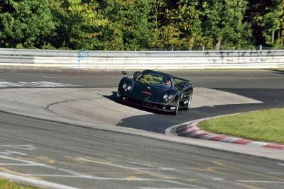 Pagani Zonda F Roadster 21