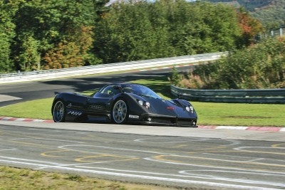 Pagani Zonda F Roadster 22