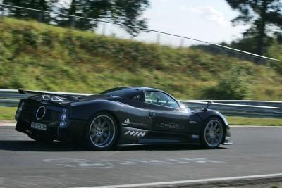 Pagani Zonda F Roadster 23