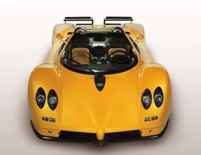 Pagani Zonda F Roadster 25