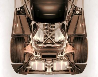 Pagani Zonda F Roadster 26
