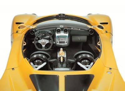 Pagani Zonda F Roadster 27