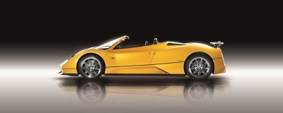 Pagani Zonda F Roadster 28