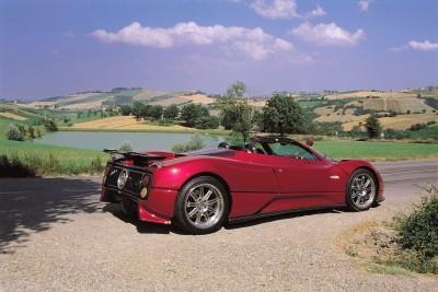 Pagani Zonda F Roadster 29