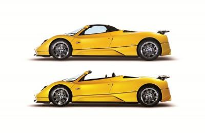 Pagani Zonda F Roadster 3