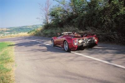Pagani Zonda F Roadster 30