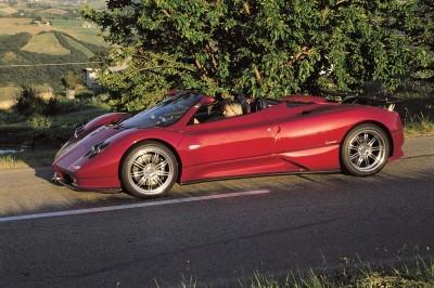 Pagani Zonda F Roadster 35