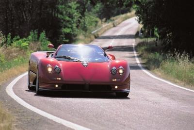 Pagani Zonda F Roadster 36