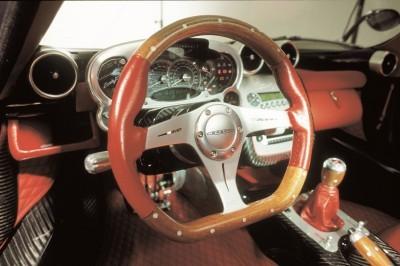 Pagani Zonda F Roadster 39