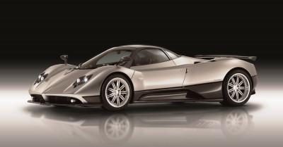 Pagani Zonda F Roadster 40