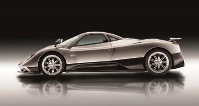 Pagani Zonda F Roadster 41