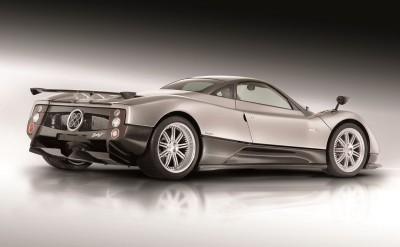 Pagani Zonda F Roadster 42