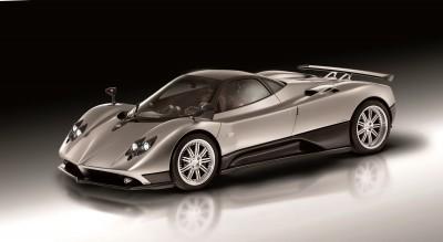 Pagani Zonda F Roadster 43