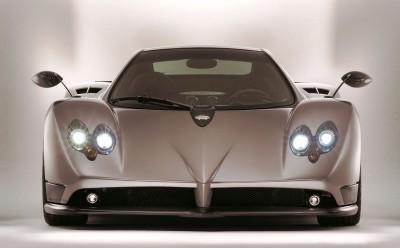 Pagani Zonda F Roadster 44