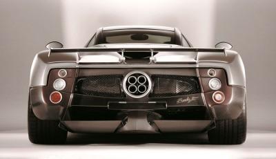 Pagani Zonda F Roadster 45