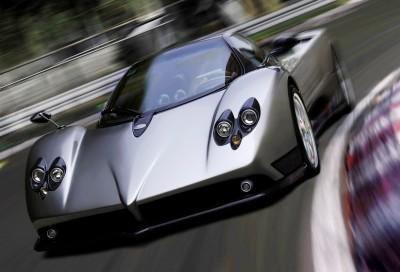Pagani Zonda F Roadster 9
