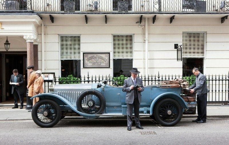 Past and Future Perfect - Rolls-Royce Is Evergreen in 111-Year History - 111 RARE Photos To Celebrate 29
